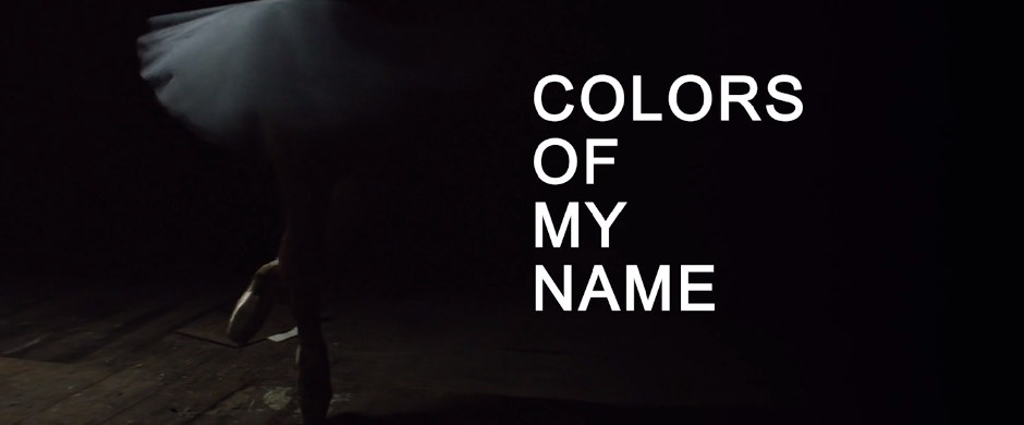 <p>COLORS OF MY NAME</p>