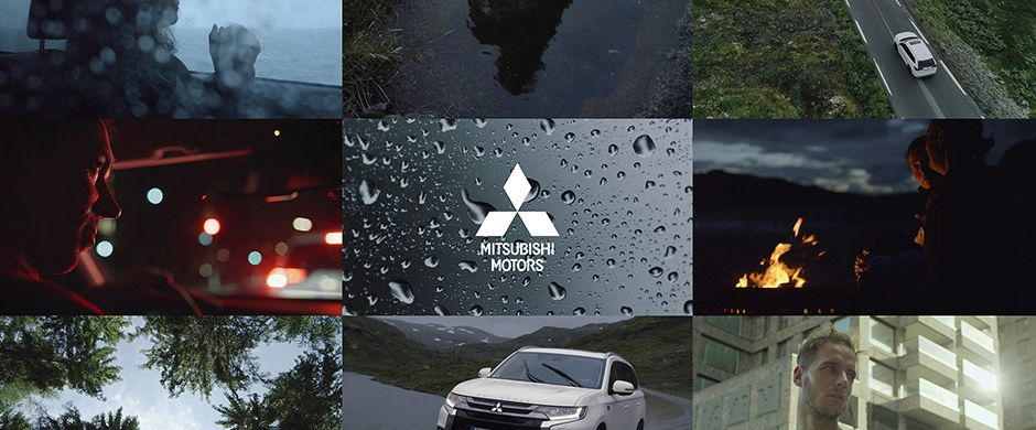 <p>MITSUBISHI : YOUR BEYOND AWAITS</p>
